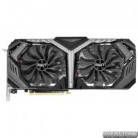 Palit PCI-Ex GeForce RTX 2070 GameRock Premium 8GB GDDR6 (256bit) (1410/14000) (Type-C, HDMI, 3 x DisplayPort) (NE62070H20P2-1061G)