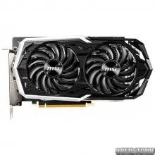 MSI PCI-Ex GeForce GTX 1660 Armor 6G OC 6GB GDDR5 (192bit) (1408/8000) (3 x DisplayPort, 1 x HDMI) (GeForce GTX 1660 ARMOR 6G OC)