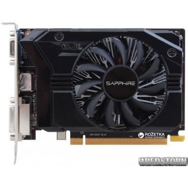 Видеокарта Sapphire PCI-Ex Radeon R7 250 4096MB 512SP Edition GDDR5 (128bit) (925/1600) (DVI, HDMI, VGA) (11215-23-20G)