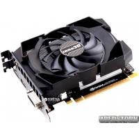 Inno3D PCI-Ex GeForce GTX 1050 TI Compact 4GB GDDR5 (128bit) (1290/7000) (DVI, HDMI, DisplayPort) (N105T-1SDV-M5CM)