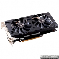 INNO3D PCI-Ex GeForce GTX 1060 Twin X2 6GB GDDR5 (192bit) (1506/8000) (2 x DVI, HDMI, DisplayPort) (N106F-5SDN-N5GS)