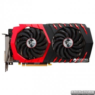 Видеокарта MSI PCI-Ex Radeon RX 570 Gaming X 4GB GDDR5 (256bit) (1281/7000) (DVI, 2 x HDMI, 2 x DisplayPort) (Radeon RX 570 GAMING X 4G)