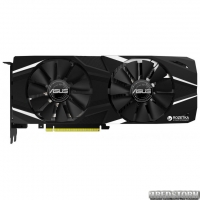 Asus PCI-Ex GeForce RTX 2080 Ti Dual OC 11GB GDDR6 (352bit) (1350/14000) (1 x HDMI, 3 x DisplayPort, 1 x USB Type-C) (DUAL-RTX2080TI-O11G)