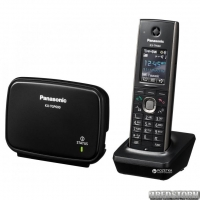 Комплект IP-DECT Panasonic KX-TGP600 Black (KX-TGP600RUB)