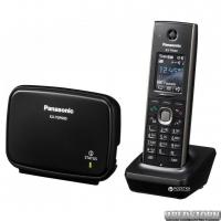 Комплект IP-DECT Panasonic KX-TGP600 Black (KX-TGP600RUB)
