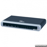 VoIP-шлюз Grandstream GXW4108 (21AWKAFG108B2E60) -