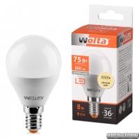 Лампа светодиодная 25Y45GL8E14