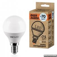 Светодиодная лампа 25S45GL7.5E14-P