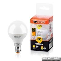 Лампа светодиодная 25S45GL7E14