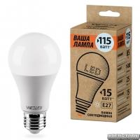 Лампа Светодиодная 25S60BL15E27-P